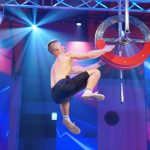 Ninja Warrior Germany 2017 - Simon Brunner in Action