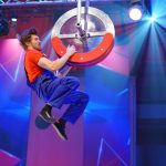 Ninja Warrior Germany 2017 - Christian Balkheimer in Action