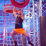 Ninja Warrior Germany 2017 - Jannik Schrank in Action