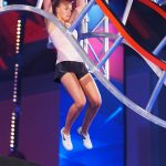 Ninja Warrior Germany 2017 -Jessica Bertermann