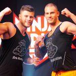 Ninja Warrior Germany 2017 - Jannik und Marko Schrank