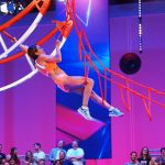 Ninja Warrior Germany 2017 - Daniela Baumann in Action