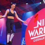Ninja Warrior Germany 2017 - Mandy Czieschowitz