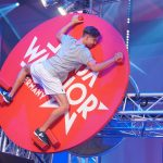 Ninja Warrior Germany 2017 - Sebastian Wurth in Action