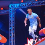 Ninja Warrior Germany 2017 Halbfinale - Fedja Gerke