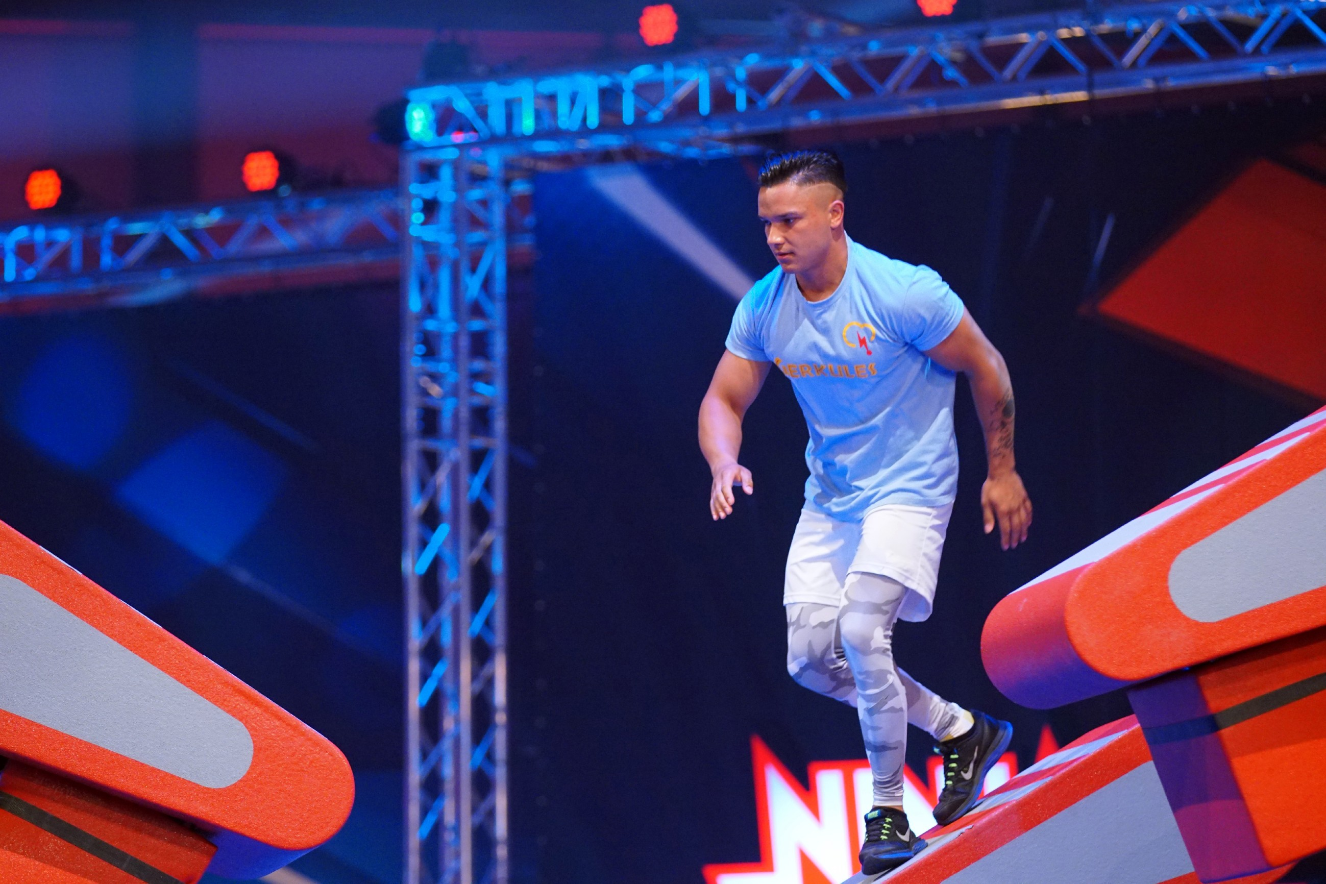 On October 5, , it was announced by USA Network that the show would be retitled American Ninja Warrior: Ninja vs Ninja starting with the show's third season, which premiered on March 1, Genre: Sports competition.