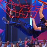 Ninja Warrior Germany 2017 Halbfinale - Sladjan Djulabic