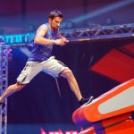 Ninja Warrior Germany 2017 Halbfinale - Thomas Ludwig