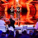 Das Supertalent 2017 Show 4 - Gino Diamanto Adler und Diego Heinen