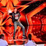 Das Supertalent 2017 Show 6 - Marius Ackermann