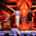 Das Supertalent 2017 Show 5 - Irina Beller