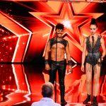 Das Supertalent 2017 Show 5 - Jessica Alexandre und Kaue Andryh