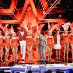 Das Supertalent 2017 Show 11 - Berbe Schmidt mit den Golden Girls