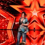 Das Supertalent 2017 Show 7 - Sarah Petri