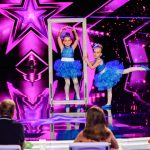 Das Supertalent 2017 Show 11 - Diana und Viktoria