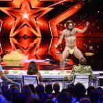 Das Supertalent 2017 Folge 2 - Adam Krandle