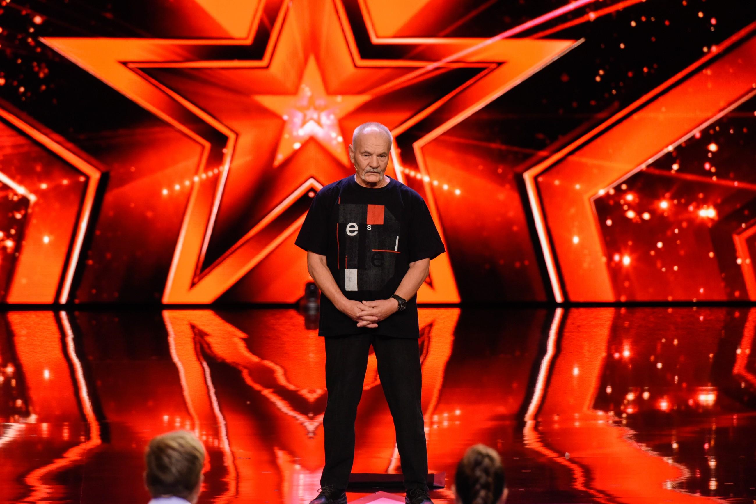 Das Supertalent 2017 Show 8 - Petr Vokal