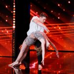 Das Supertalent 2017 Folge 2 - Sarah Philips und Christian Müller