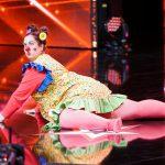 Das Supertalent 2017 Show 10 - Barbara Rouchouze