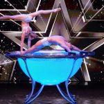 Das Supertalent 2017 Show 5 - Artem Ghazaryan und Viktoria Gnatiuk