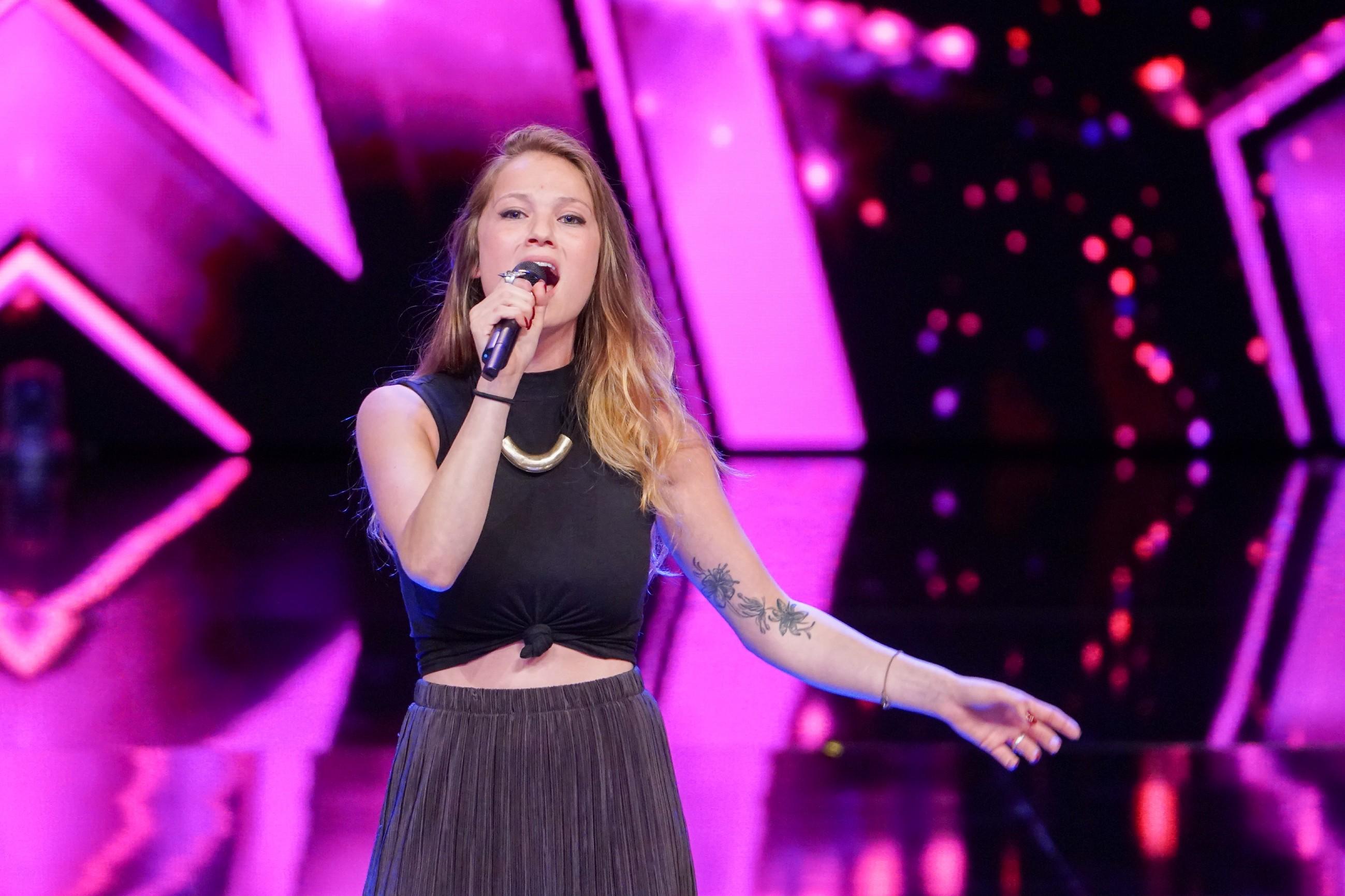 Das Supertalent 2017 Show 6 - Lisa Marie Hasbauer