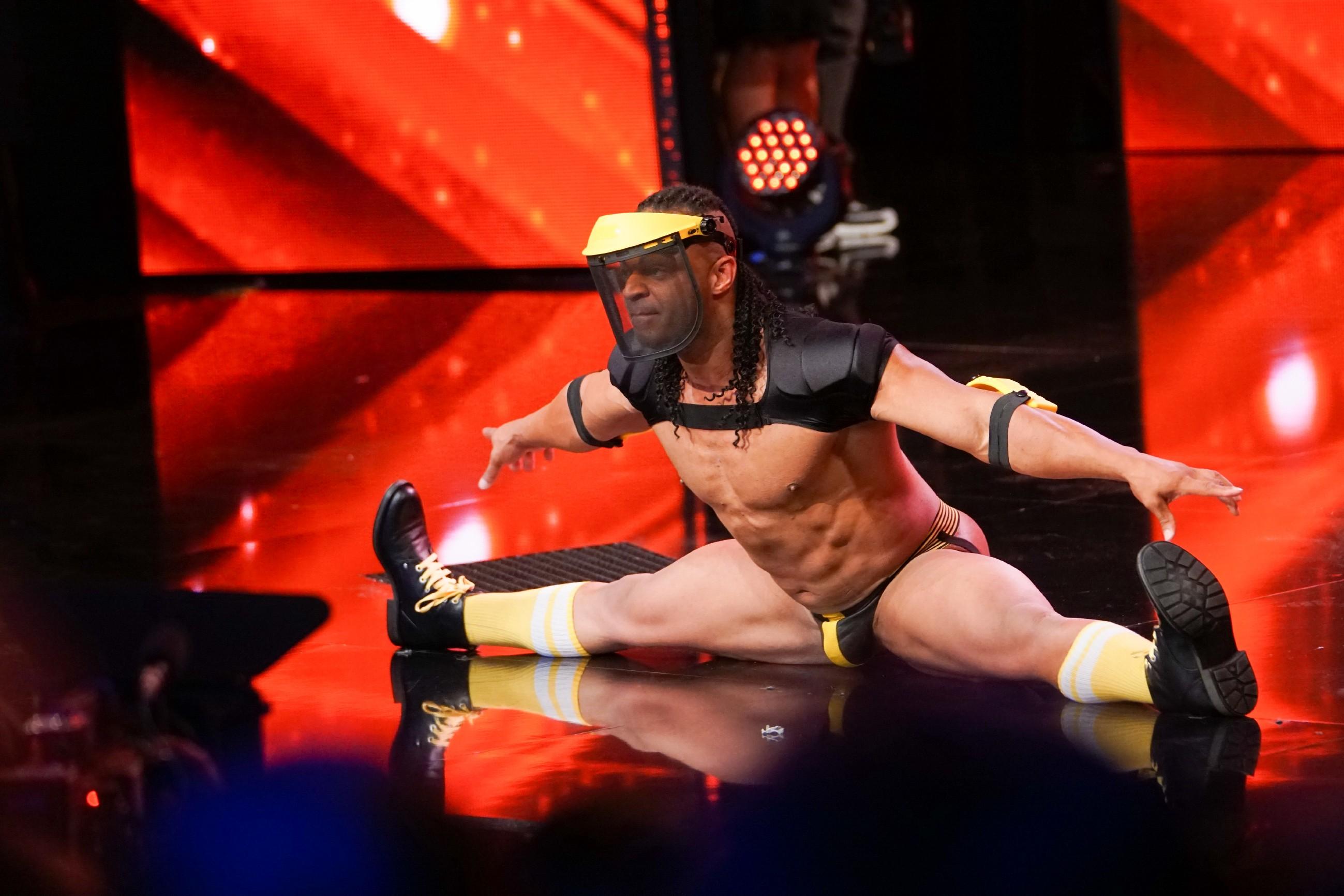 Das Supertalent 2017 Show 9 - Jesse Fischer