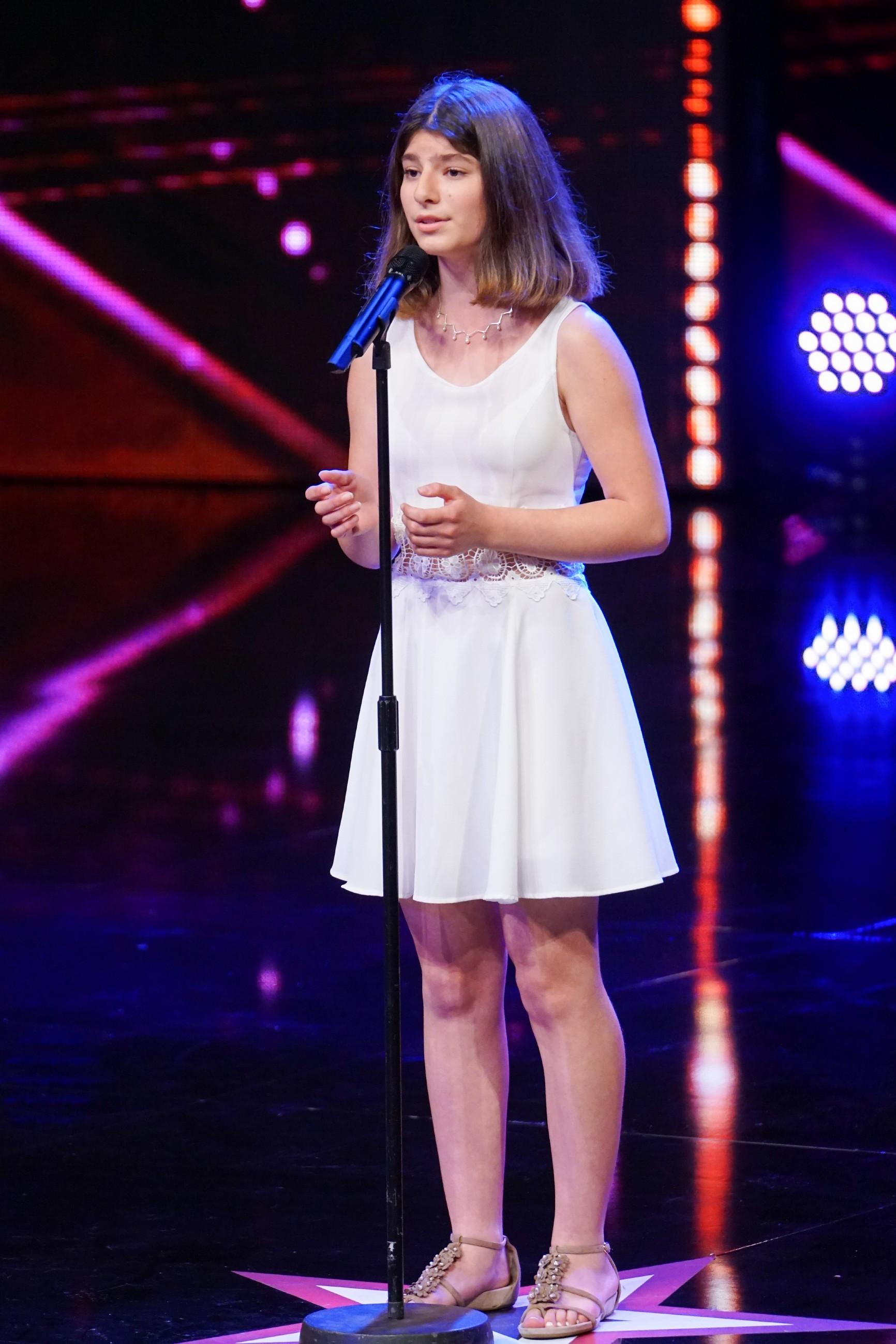 Das Supertalent 2017 Show 9 - Hanan Yazji