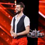Das Supertalent 2017 Show 7 - Sascha Wittke