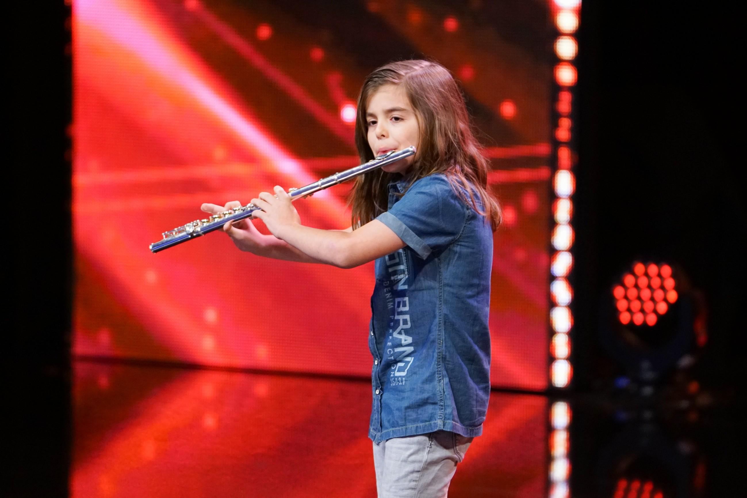 Das Supertalent 2017 Show 6 - Noel Lehar