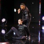 Das Supertalent 2017 Show 6 - Sofiane Tiet und Nathalie Fauquette