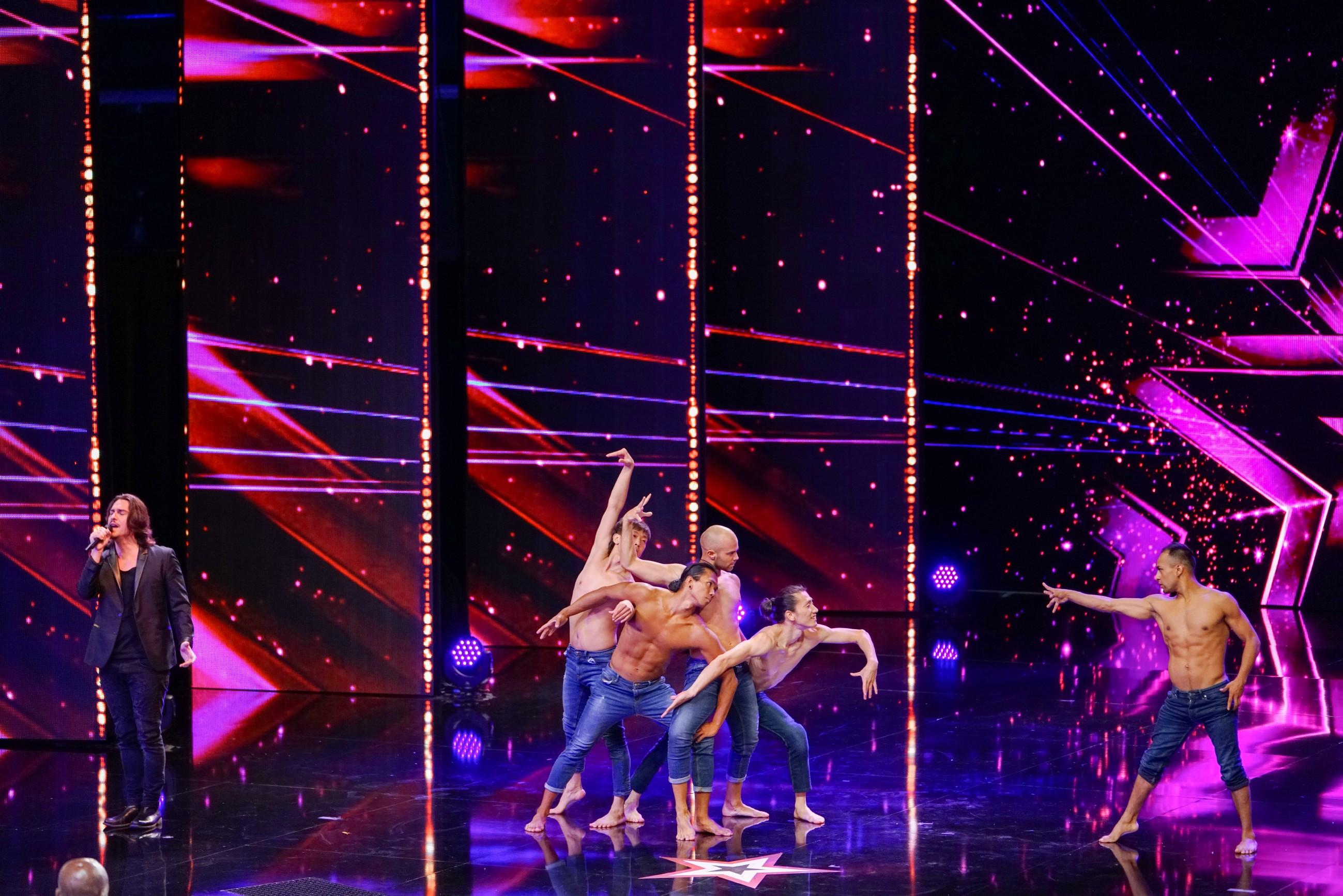 Das Supertalent 2017 Show 8 – Break the Tango