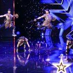 "Das Supertalent 2017 Show 11 - Ilia Kublashvili und seine Gruppe ""Caliburn"""