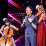 """Das Supertalent 2017 Show 11 - Moritz Steckenstein mit """"Birds & Foxes"""""""