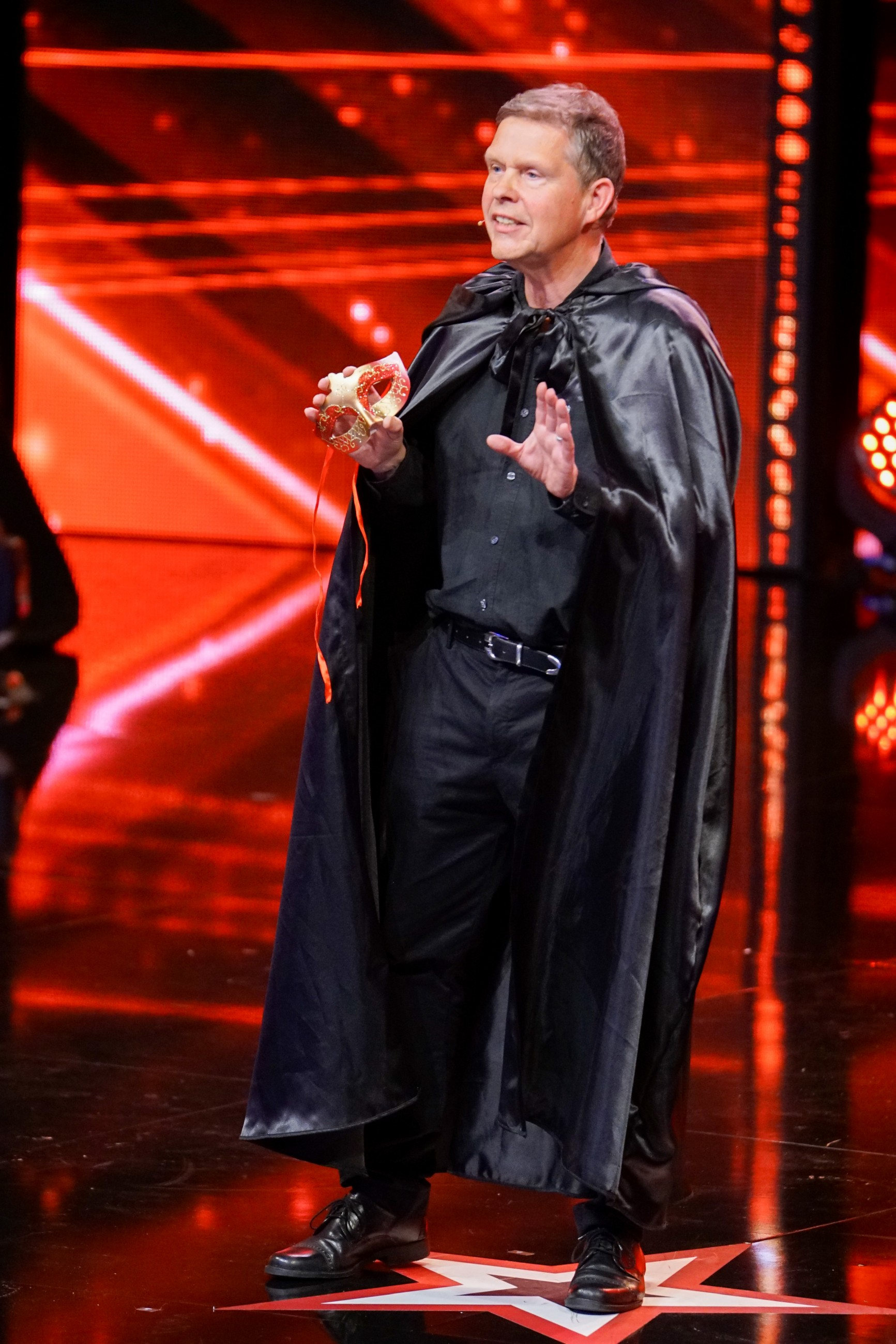 Das Supertalent 2017 Show 8 - Jürgen Kemper