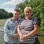 Schwiegertochter gesucht 2017 - Dominik und Doris