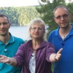 Schwiegertochter gesucht 2017 - Heiko, Guido und Mutter Sigrid