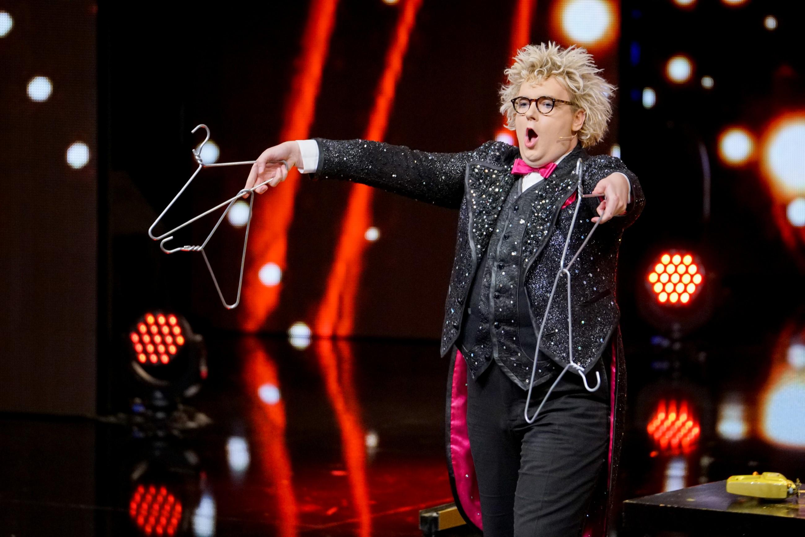 Das Supertalent Halbfinale 2017 - Niels Harder