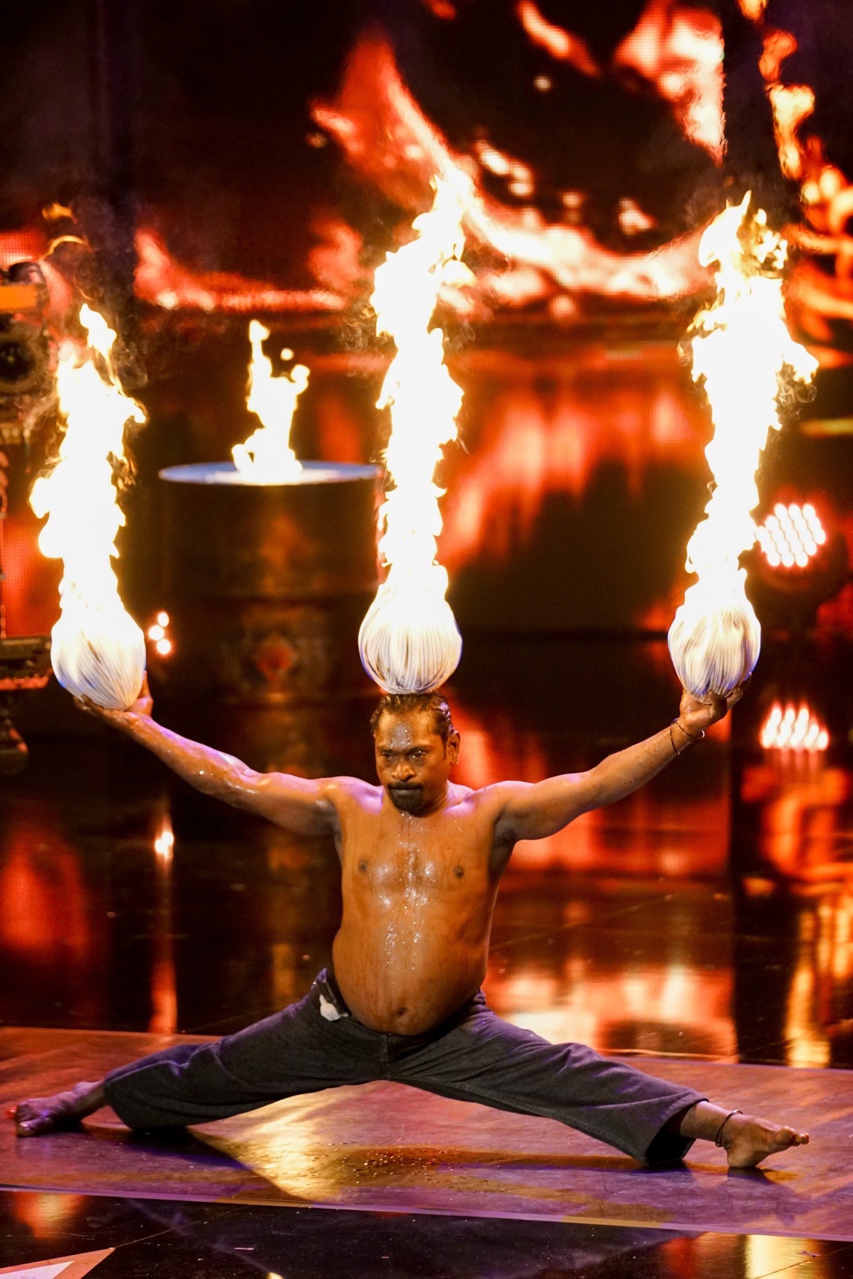 Das Supertalent Halbfinale 2017 - Ramesh Doss