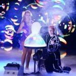 Das Supertalent 2017 Folge 1 - Sergey Chuyko und seine Frau Swetlana