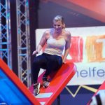 Ninja Warrior Germany Promi Special - Eva Habermann