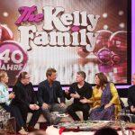 40 Jahre The Kelly Family - John, Patricia, Angelo, Jimmy, Kathy und Joey Kelly