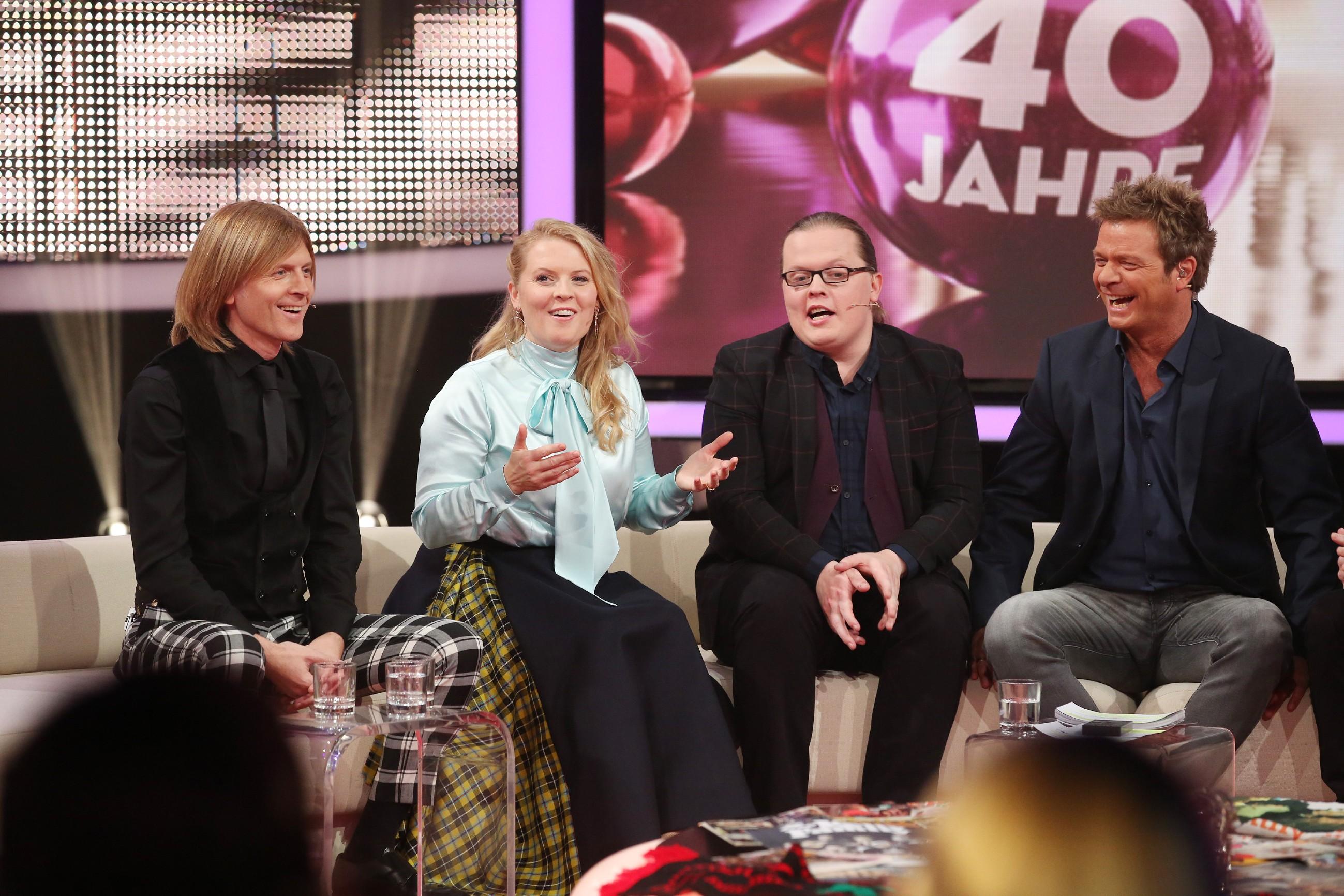 40 Jahre The Kelly Family - John, Patricia und Angelo Kelly