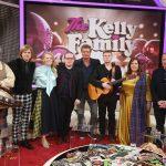 40 Jahre The Kelly Family - Paul, John, Patricia, Angelo, Jimmy, Kathy und Joey Kelly