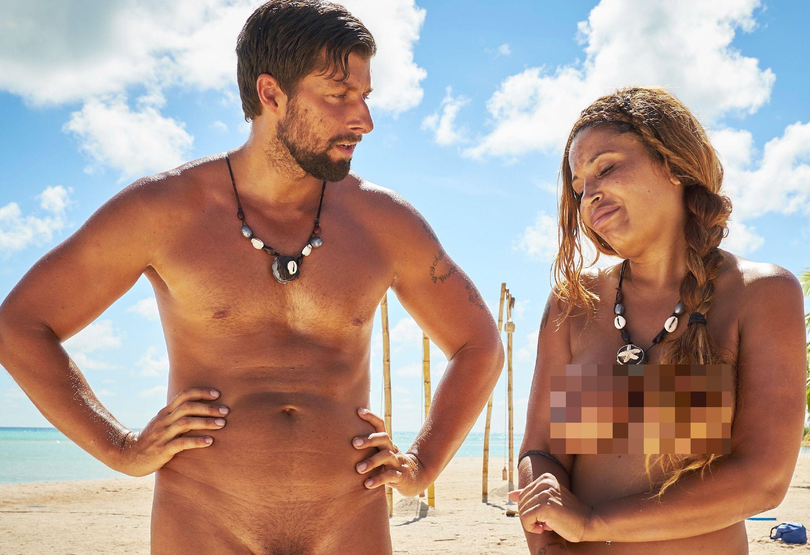 Adam sucht Eva 2017 Folge 6 - Patricia Blanco und Christian