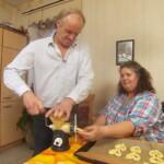 Bauer sucht Frau Weihnachten - Norbert und Petra