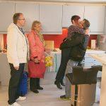 Schwiegertochter gesucht 2017 Finale - Heiko, Mutter Sigrid, Guido und Anke
