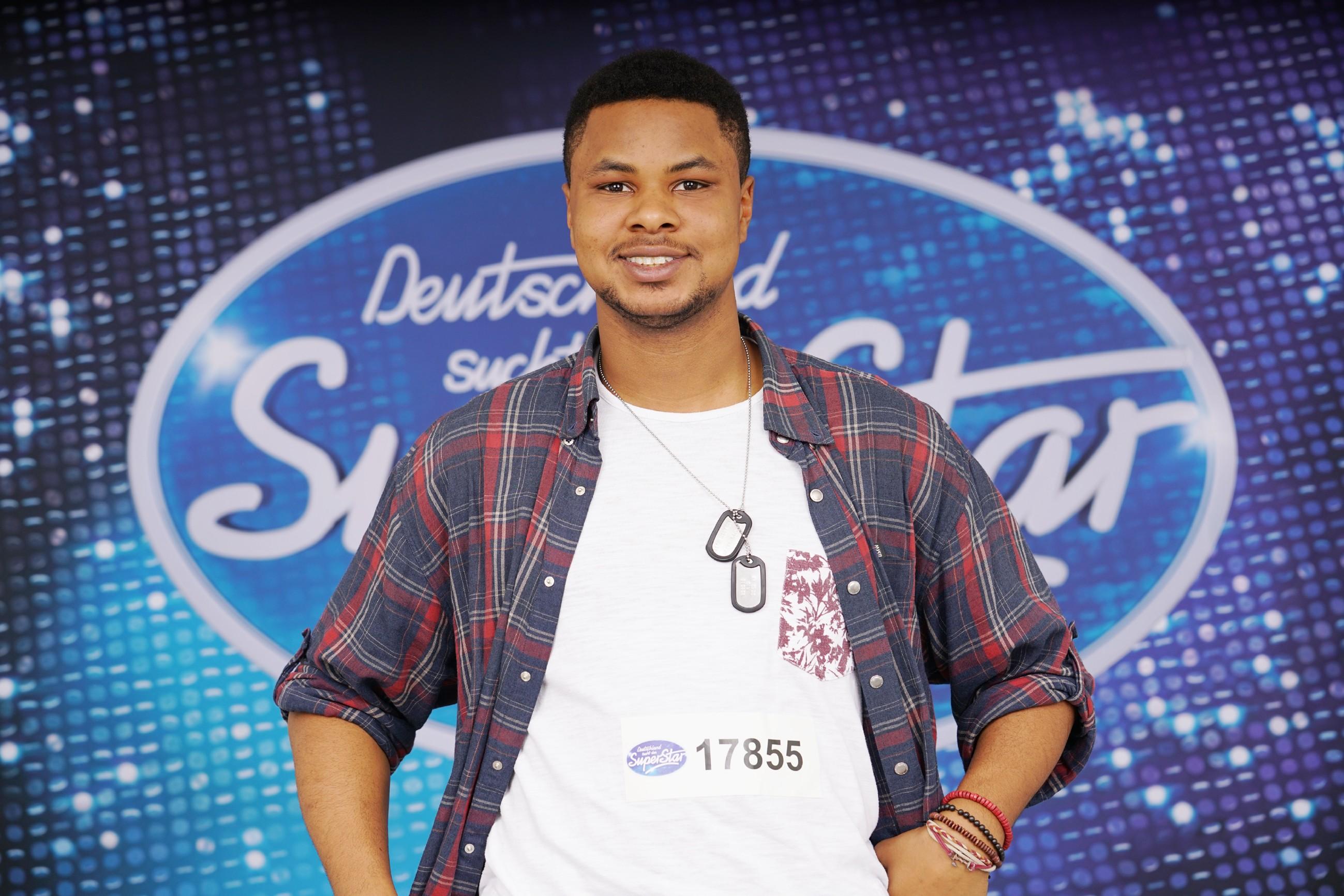 DSDS 2018 TOP 24 - Marc Imam