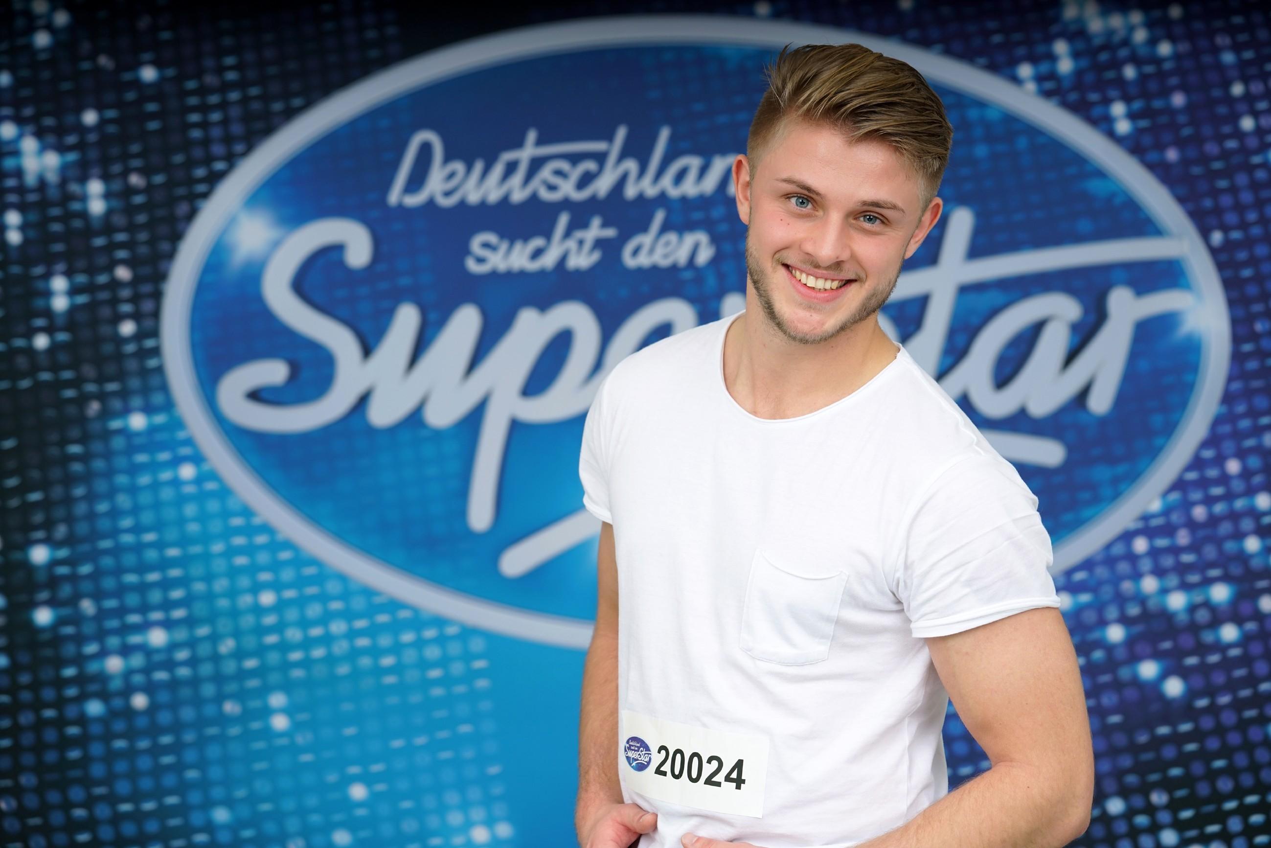 DSDS 2018 TOP 24 - Sven Lüchtenborg