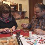 Bauer sucht Frau Weihnachten - Swen und Nancy