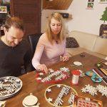 Bauer sucht Frau Weihnachten - Barbara und Christian
